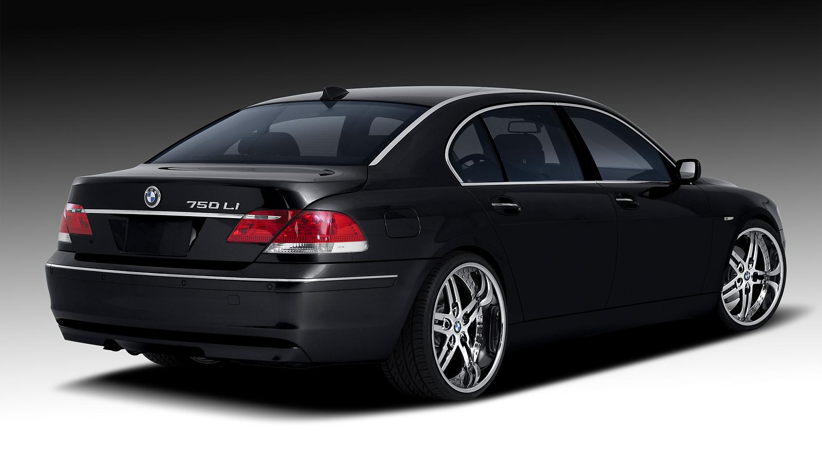 2007 bmw 7 series information and photos zombiedrive. Black Bedroom Furniture Sets. Home Design Ideas