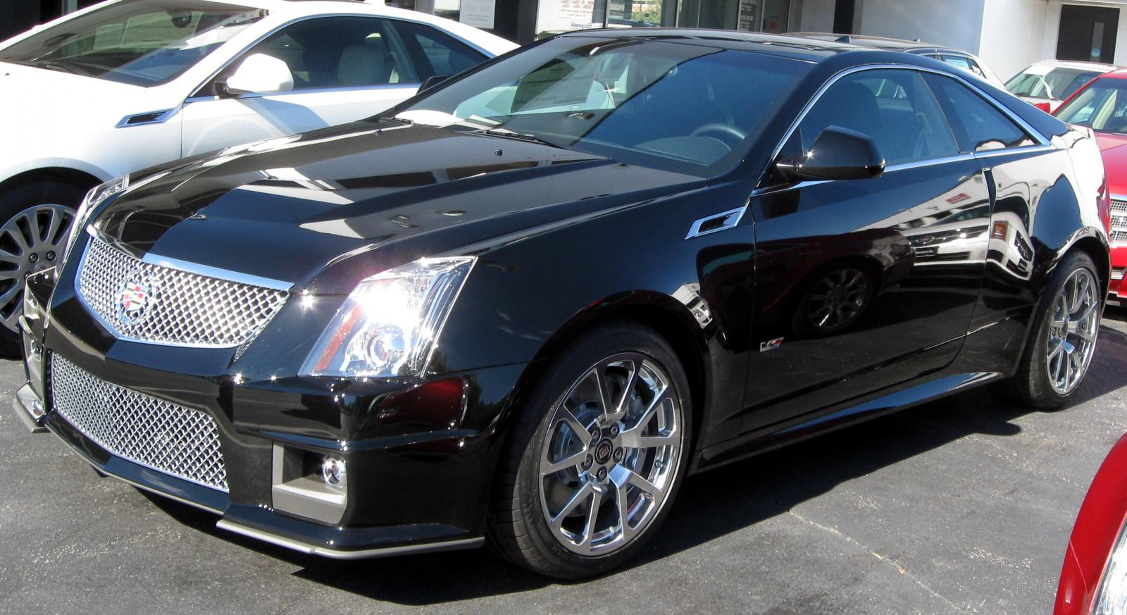 2007 cadillac cts v information and photos zombiedrive. Black Bedroom Furniture Sets. Home Design Ideas