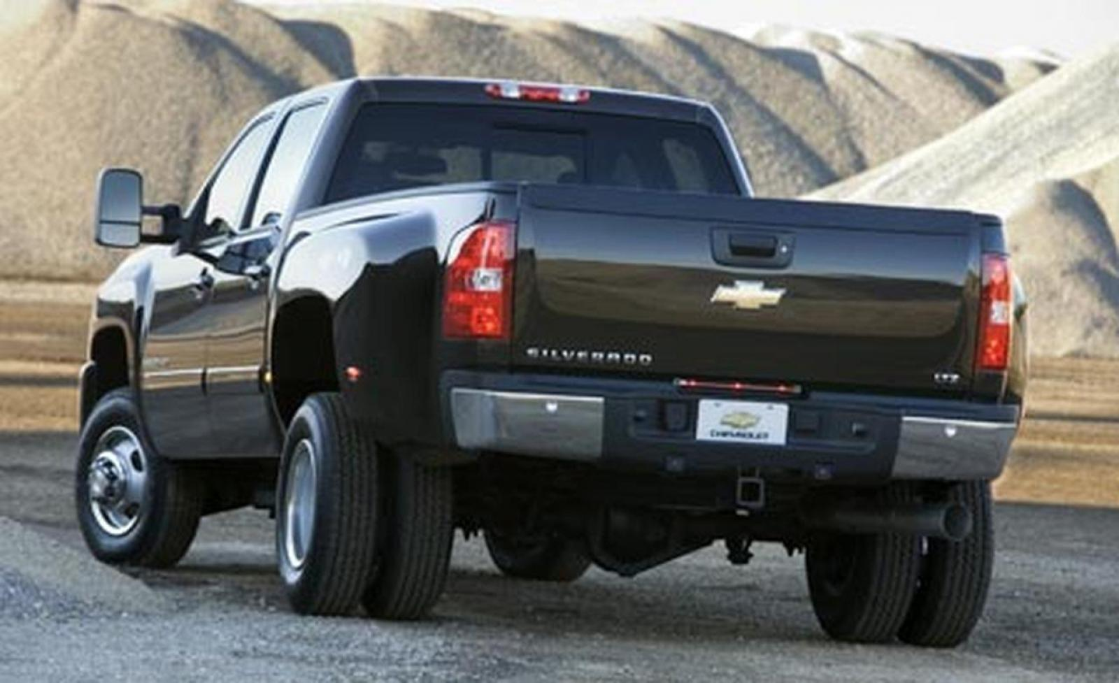 2007 Chevrolet Silverado 3500hd Information And Photos Zombiedrive Wiring Harness 800 1024 1280 1600 Origin