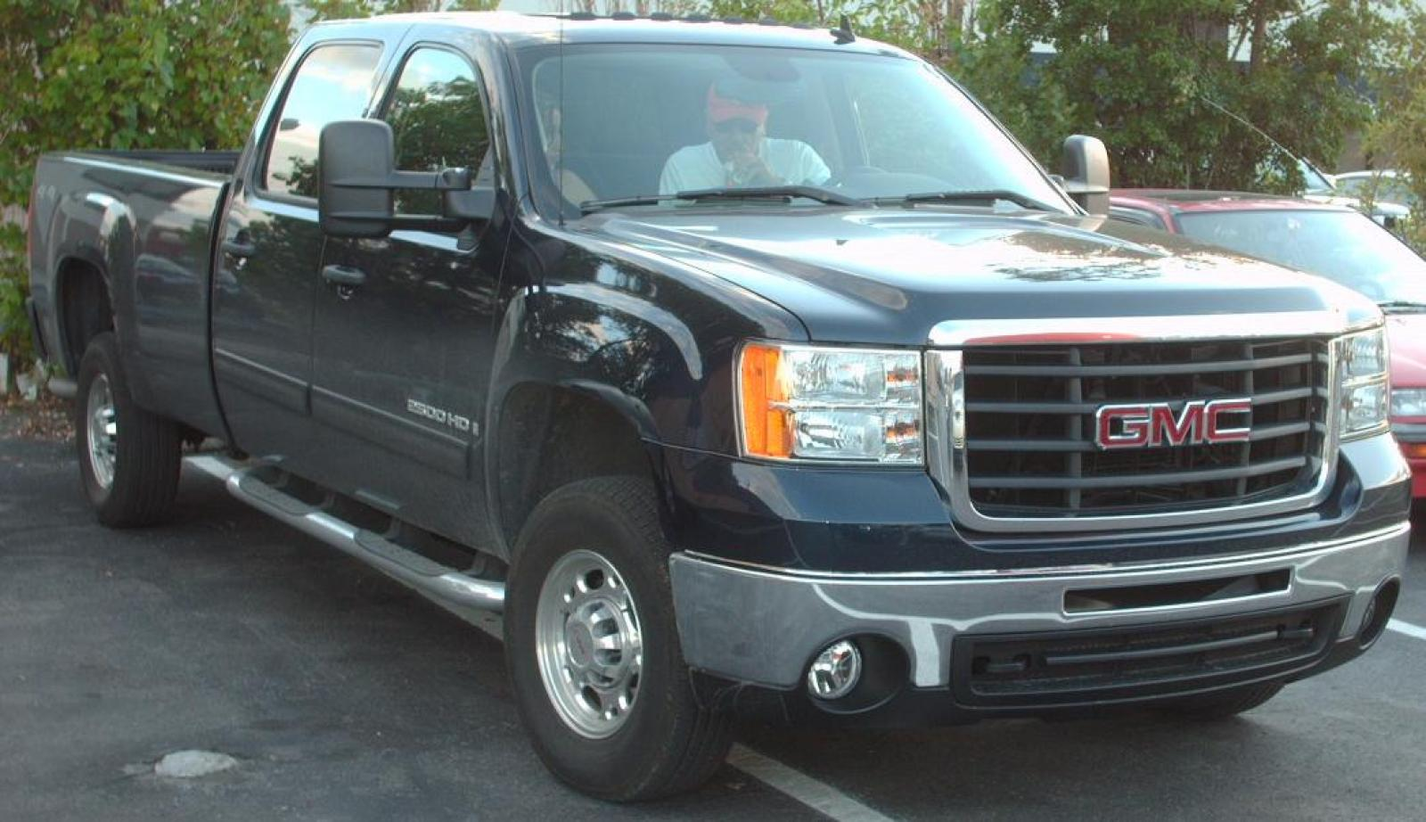 2007 gmc sierra 2500hd information and photos zombiedrive gmc sierra 2500hd 11 800 1024 1280 1600 origin publicscrutiny Choice Image