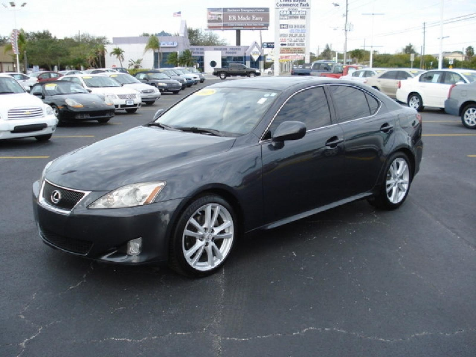 2007 lexus is 250 information and photos zombiedrive. Black Bedroom Furniture Sets. Home Design Ideas
