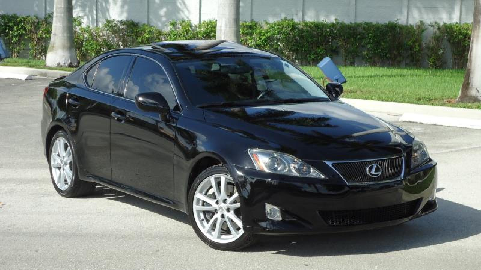 2007 lexus is 350 information and photos zombiedrive. Black Bedroom Furniture Sets. Home Design Ideas