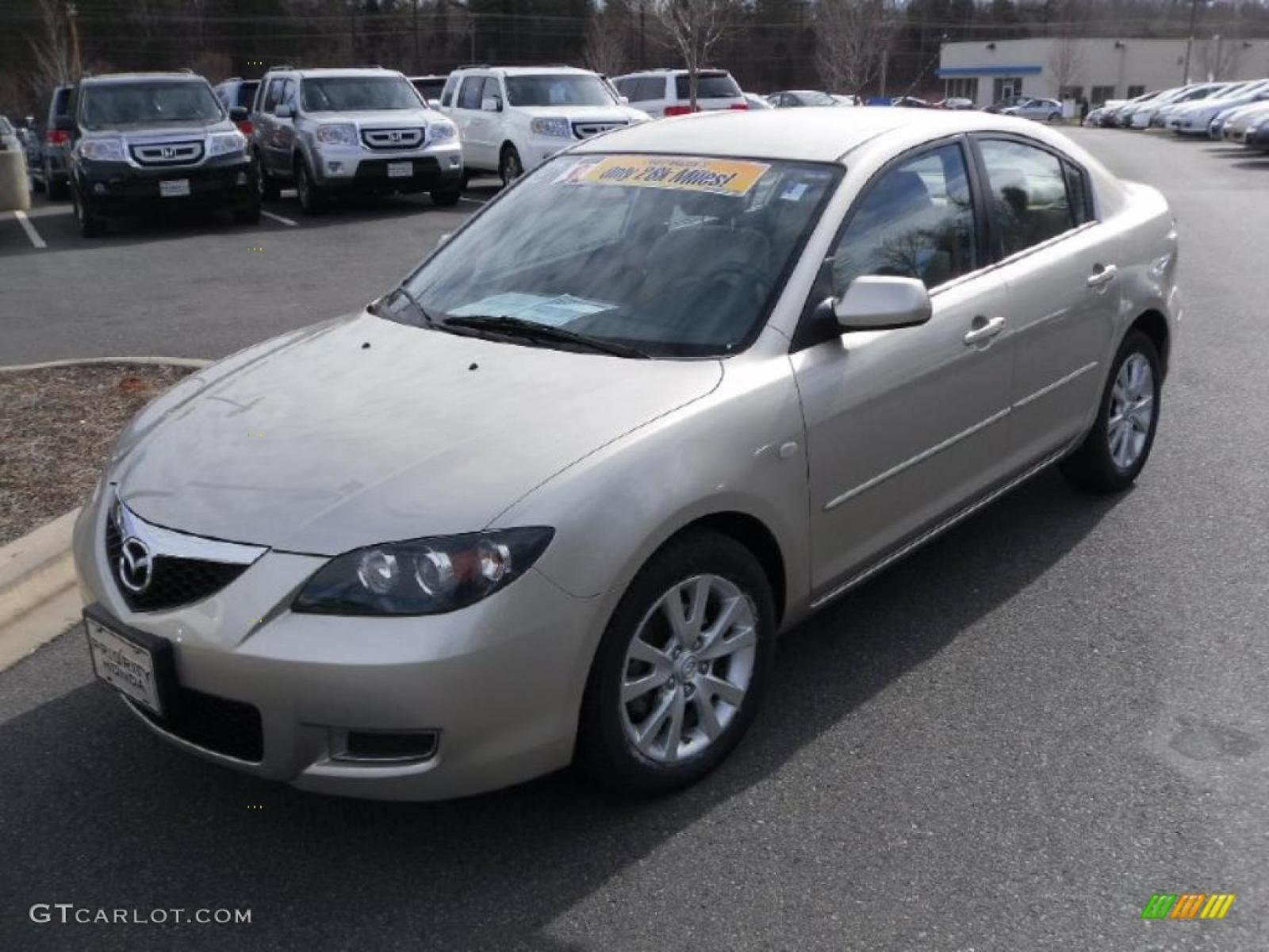 2007 mazda mazda3 information and photos zombiedrive. Black Bedroom Furniture Sets. Home Design Ideas