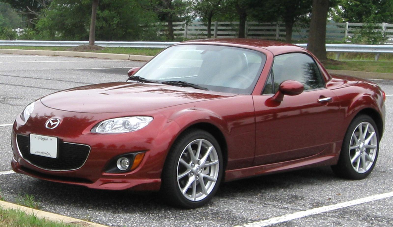 2007 mazda mx 5 miata information and photos zombiedrive. Black Bedroom Furniture Sets. Home Design Ideas