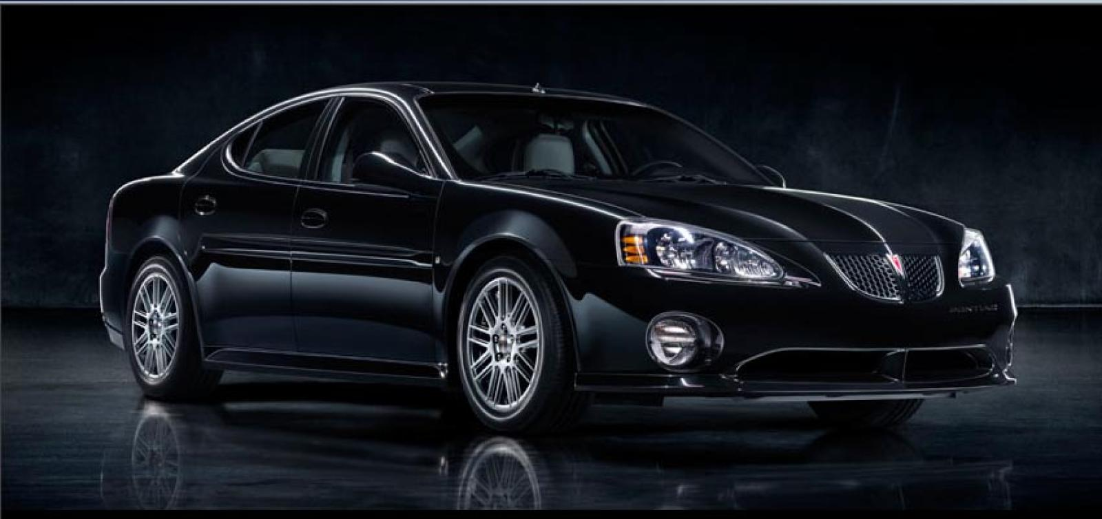 2007 Pontiac Grand Prix - Information and photos - Zomb Drive