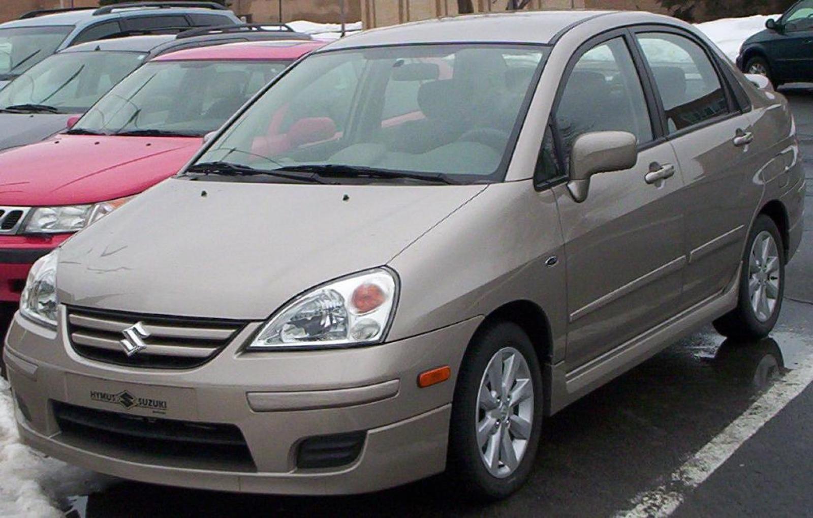 Harga Suzuki Aerio