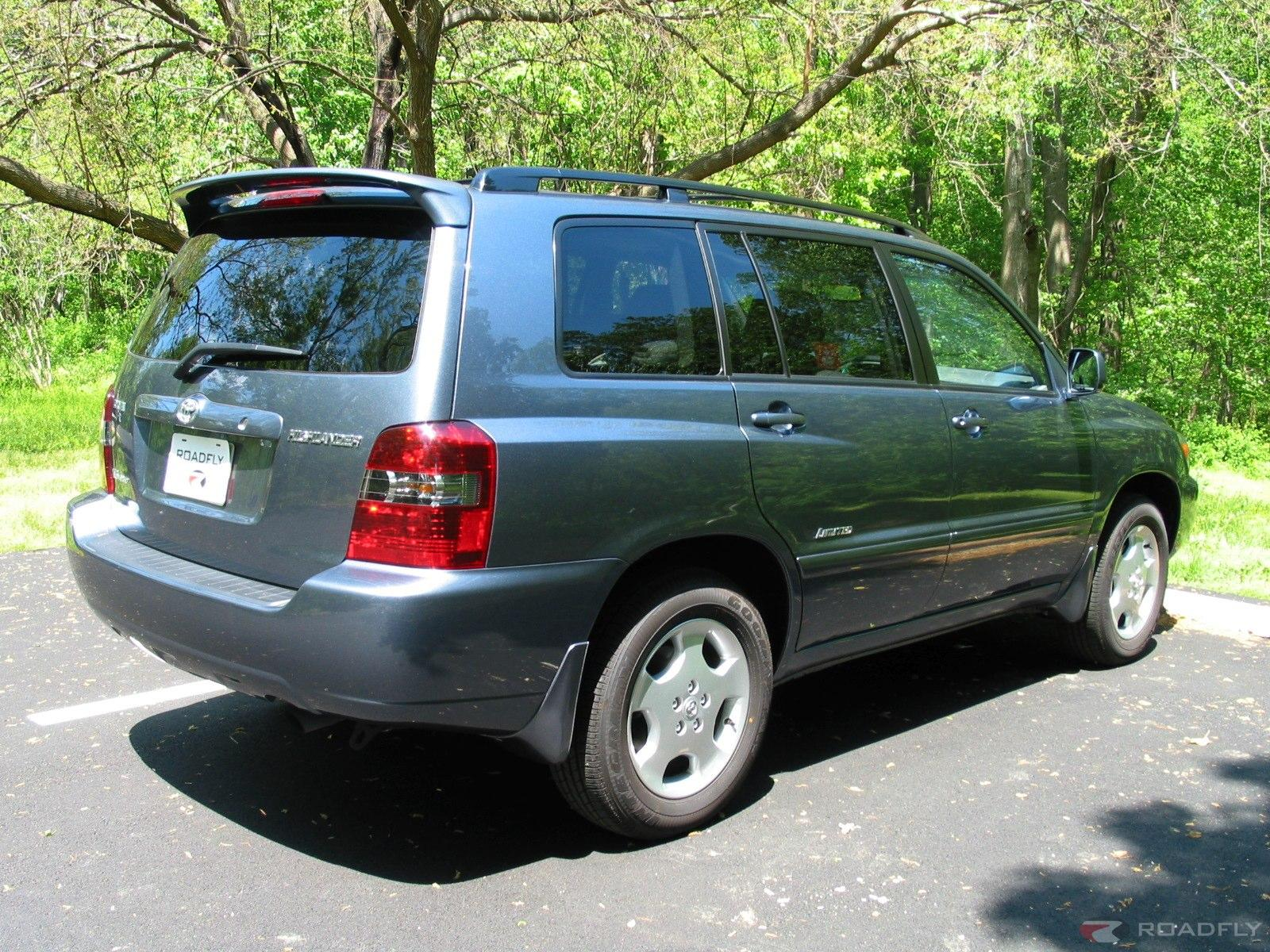 2007 toyota highlander information and photos zombiedrive. Black Bedroom Furniture Sets. Home Design Ideas