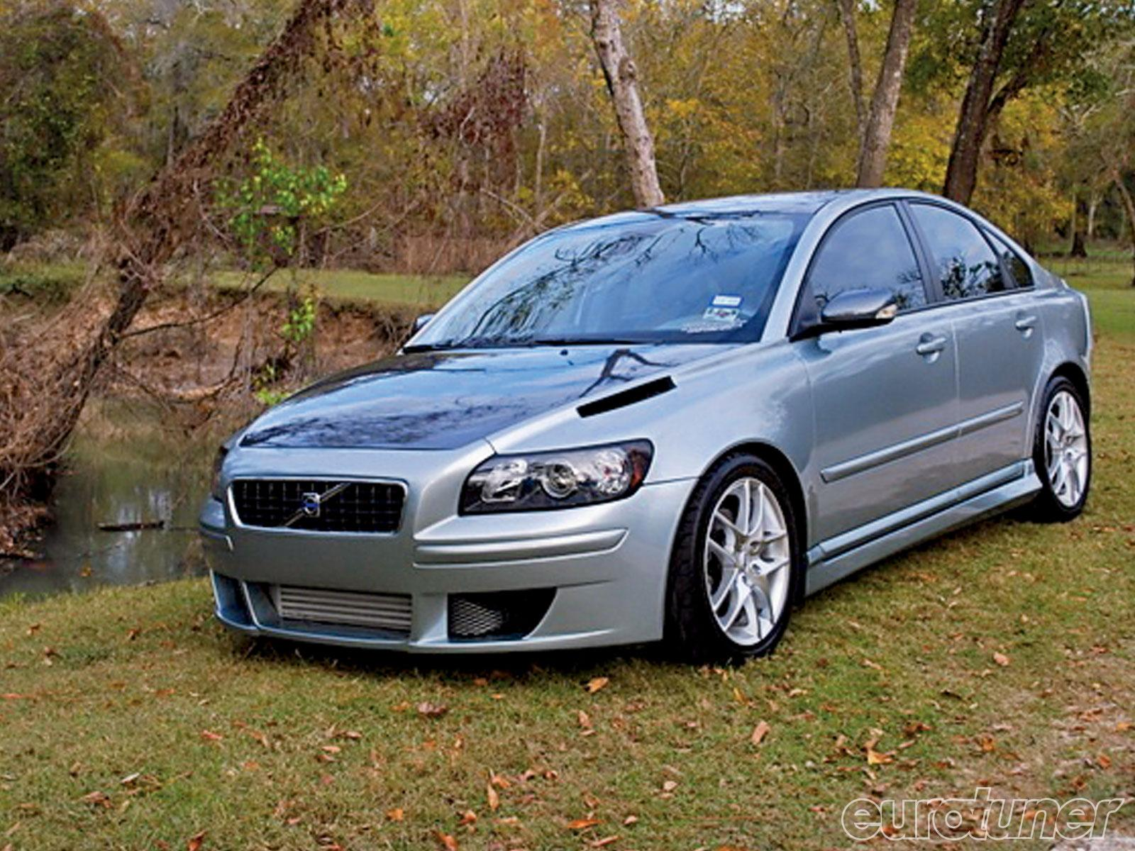 2007 volvo s40 information and photos zombiedrive. Black Bedroom Furniture Sets. Home Design Ideas