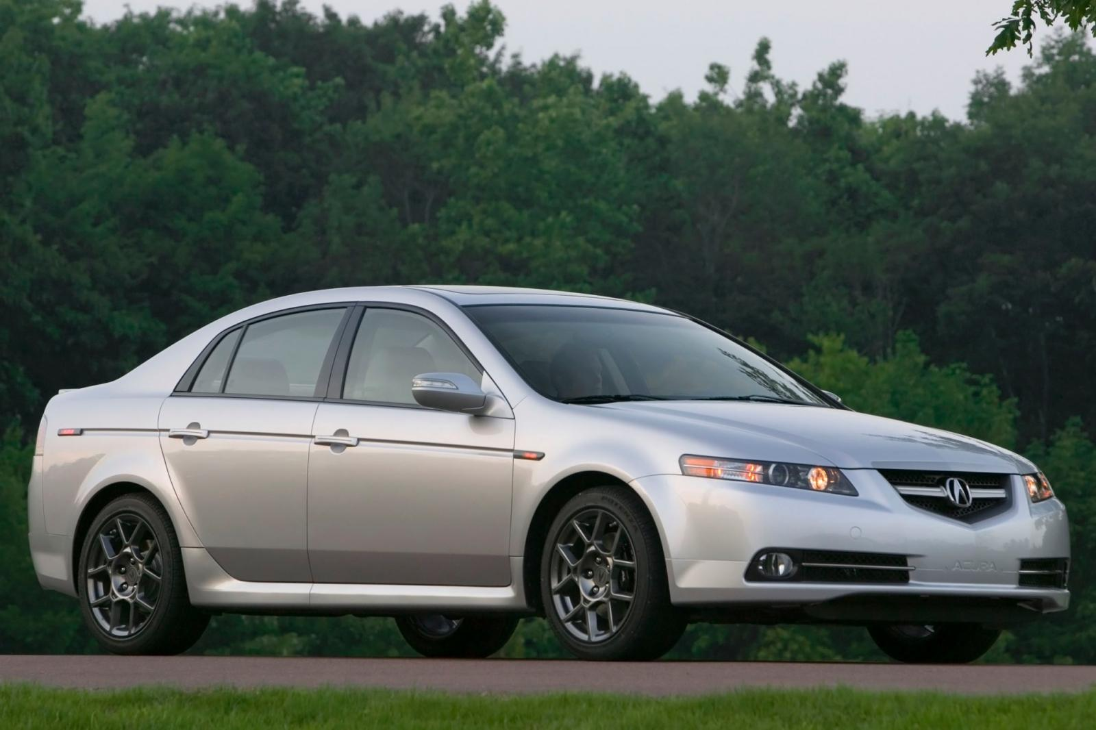 2007 acura tl information and photos zombiedrive. Black Bedroom Furniture Sets. Home Design Ideas