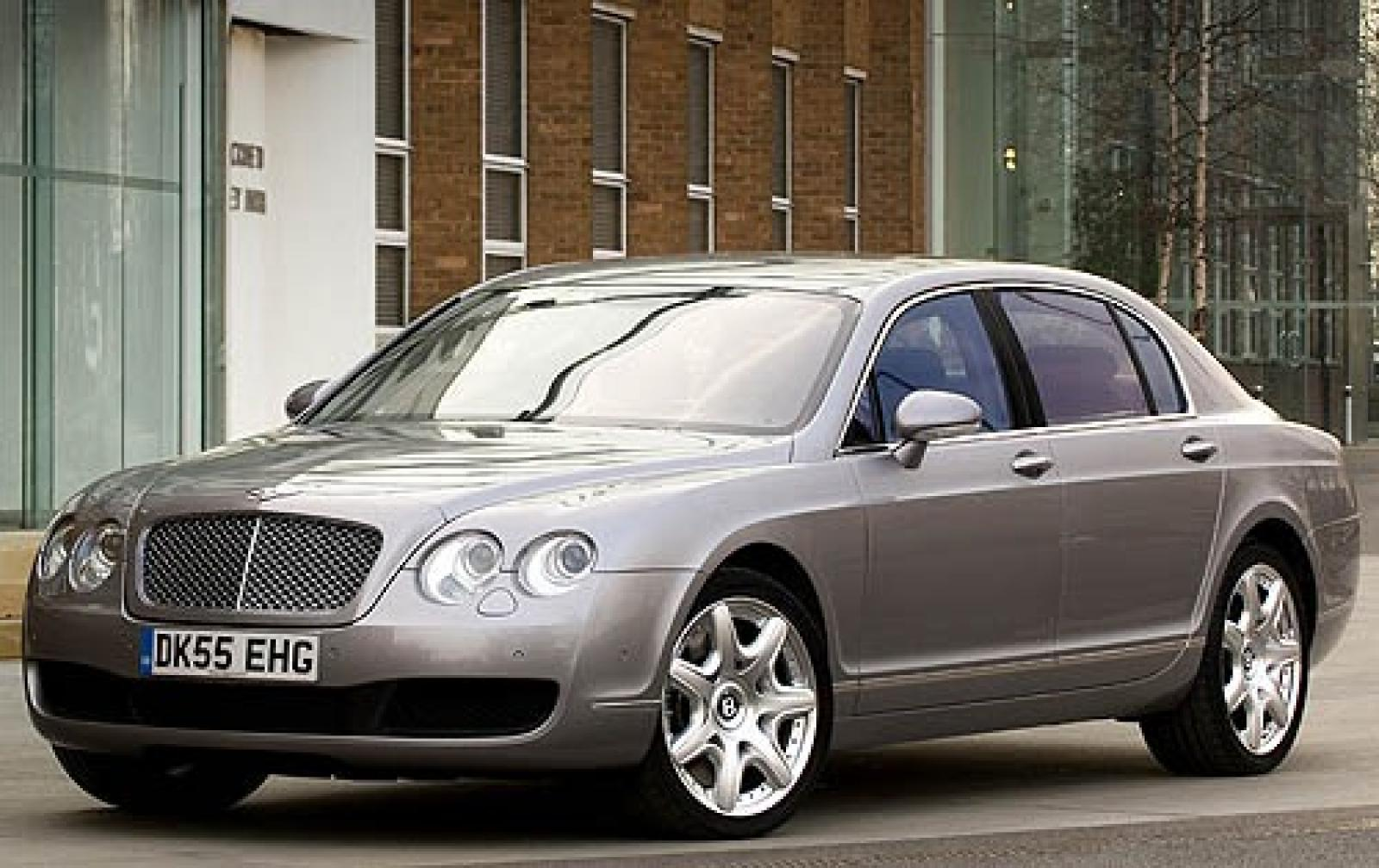 2008 bentley continental flying spur information and photos zombiedrive. Black Bedroom Furniture Sets. Home Design Ideas