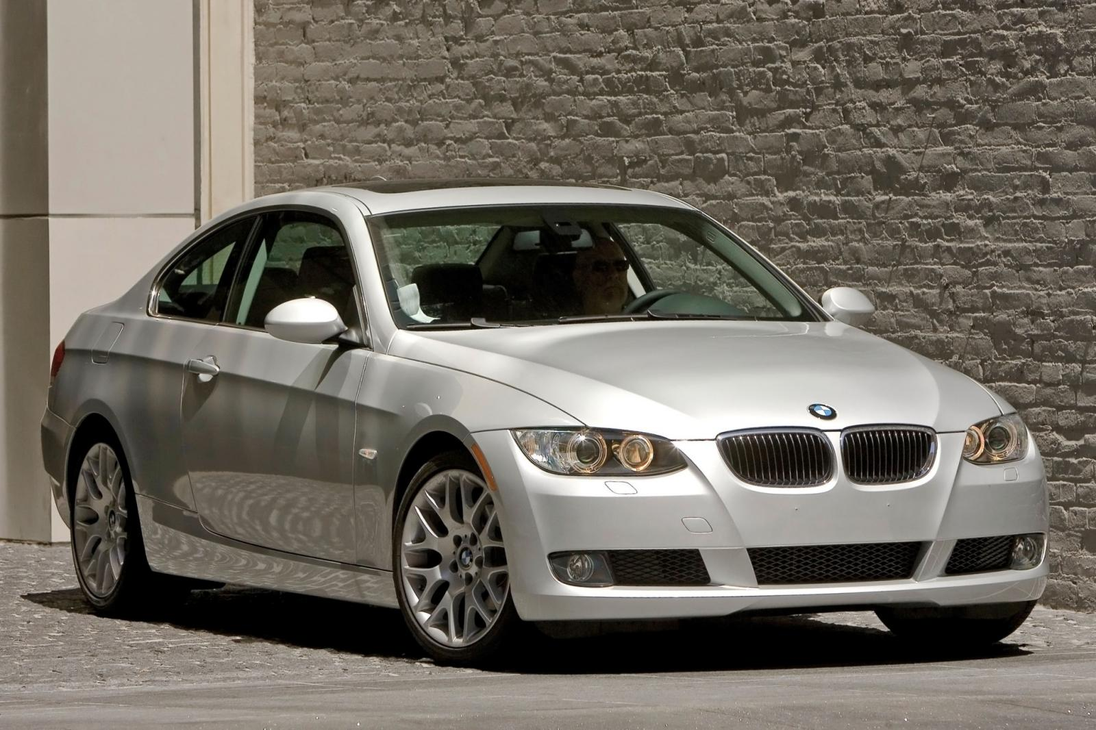 2007 bmw 3 series information and photos zombiedrive. Black Bedroom Furniture Sets. Home Design Ideas