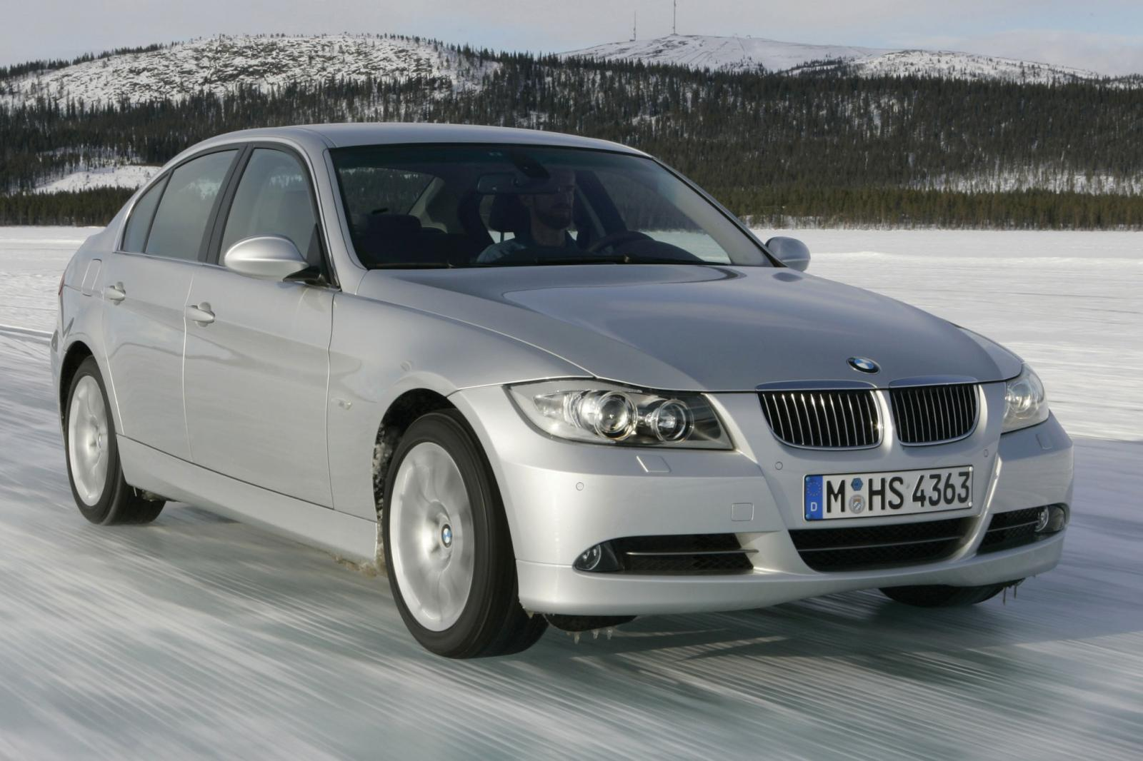 2007 Bmw 3 Series Information And Photos Zomb Drive