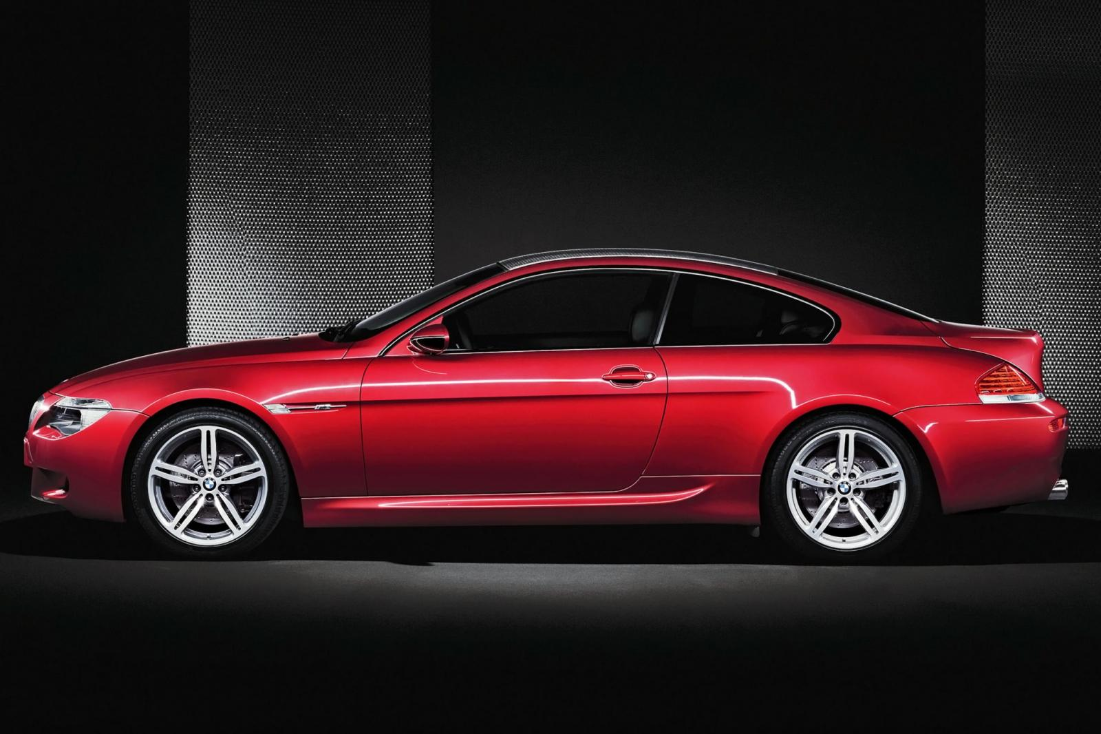 2007 bmw m6 information and photos zombiedrive. Black Bedroom Furniture Sets. Home Design Ideas