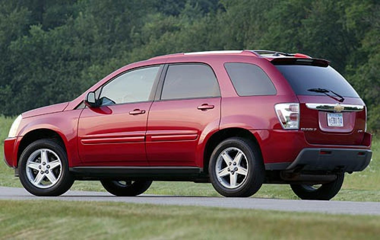 2007 chevrolet equinox - information and photos - zombiedrive