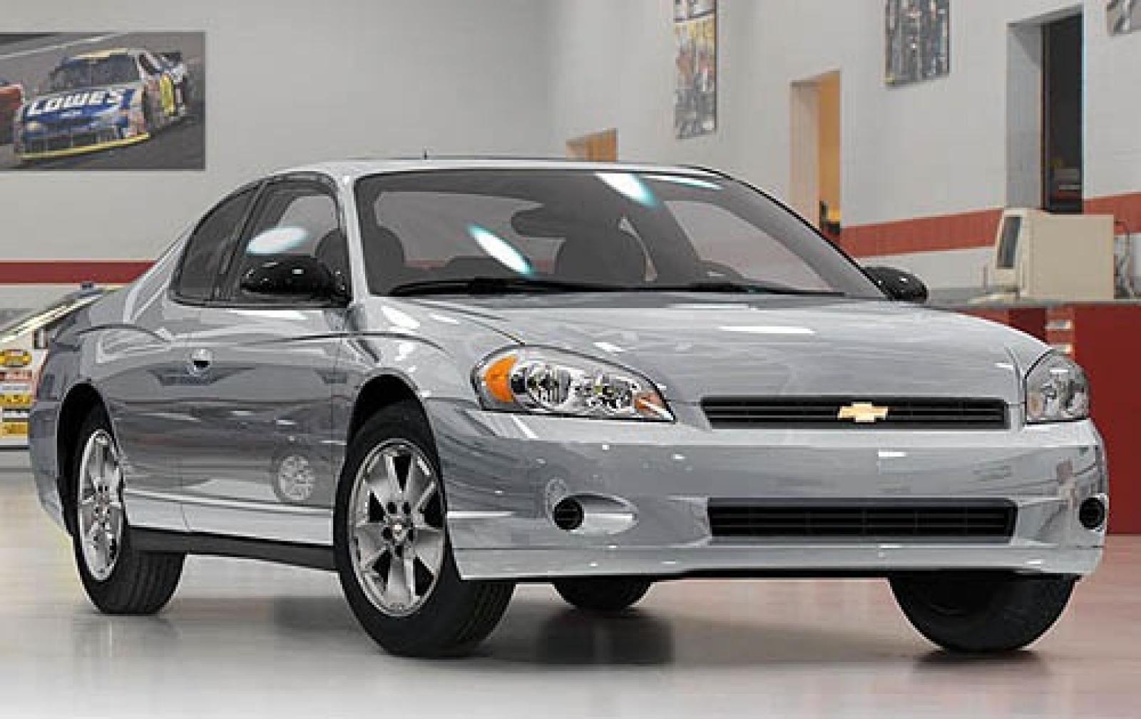 2007 Chevrolet Monte Carlo - Information and photos - Zomb Drive