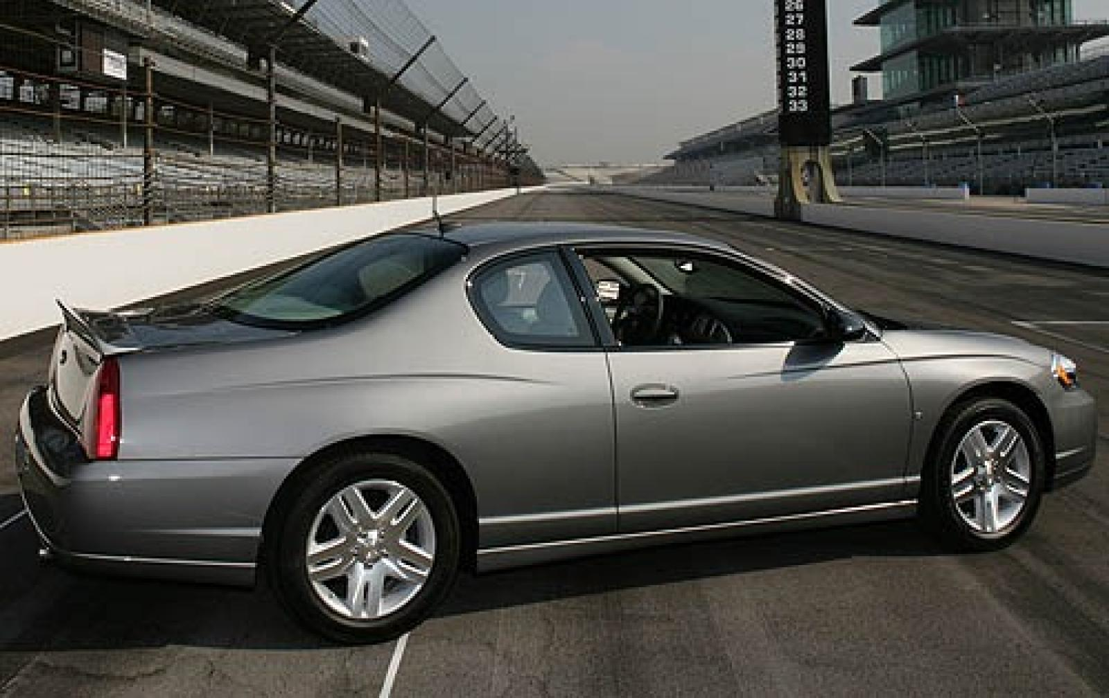 2007 Chevrolet Monte Carlo Information And Photos Zomb Drive