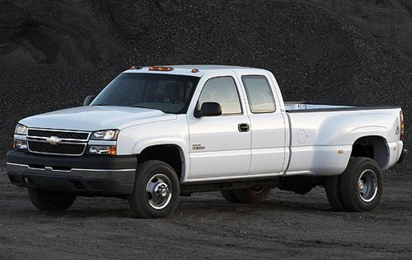 2007 chevrolet silverado 3500 classic information and photos zombiedrive. Black Bedroom Furniture Sets. Home Design Ideas