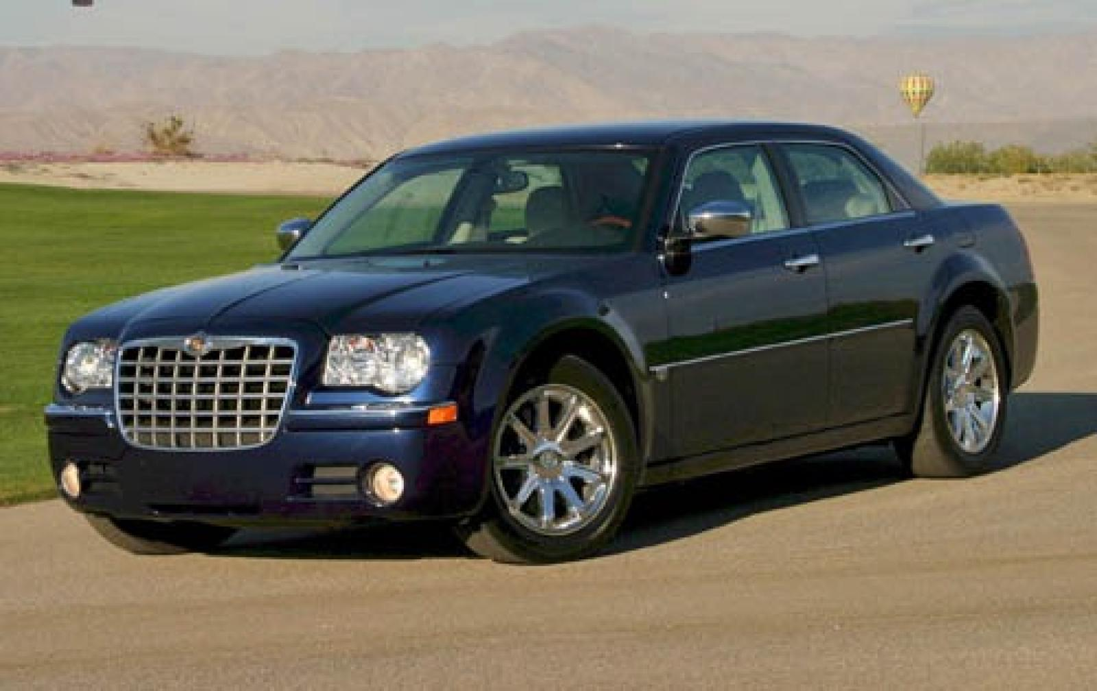 2007 Chrysler 300 Information And Photos Zombiedrive 1994 Lincoln Continental Signature Series Fuse Box Diagram Lzk Gallery