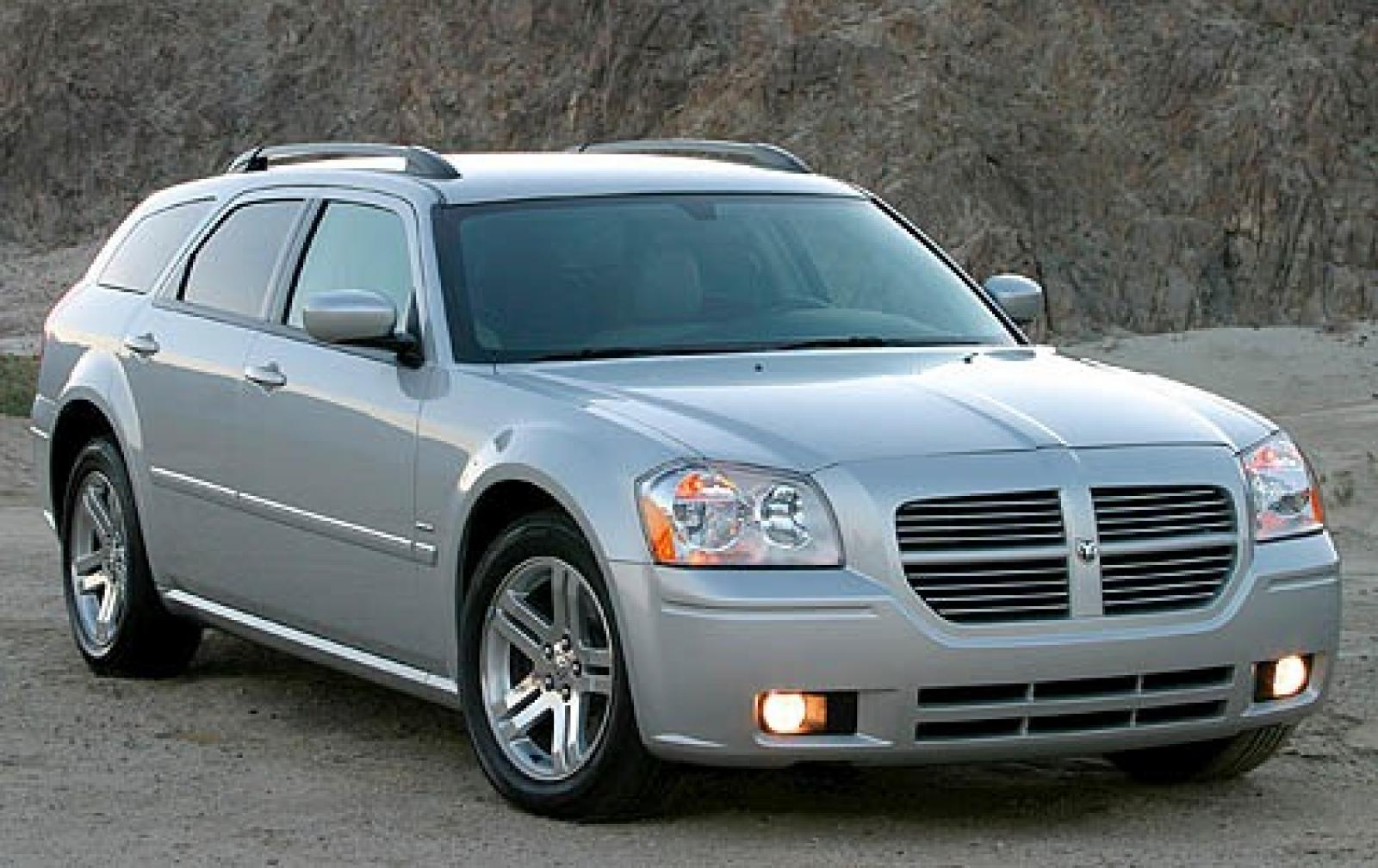2007 dodge magnum information and photos zombiedrive. Black Bedroom Furniture Sets. Home Design Ideas