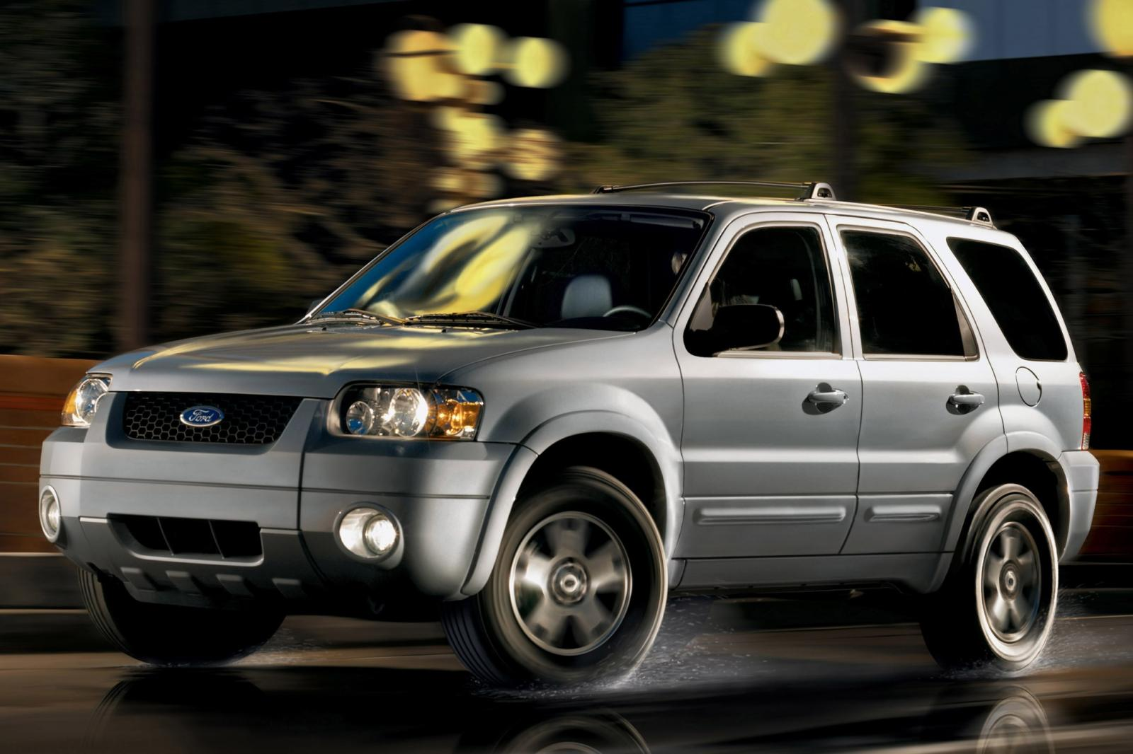 2007 ford escape information and photos zombiedrive. Black Bedroom Furniture Sets. Home Design Ideas