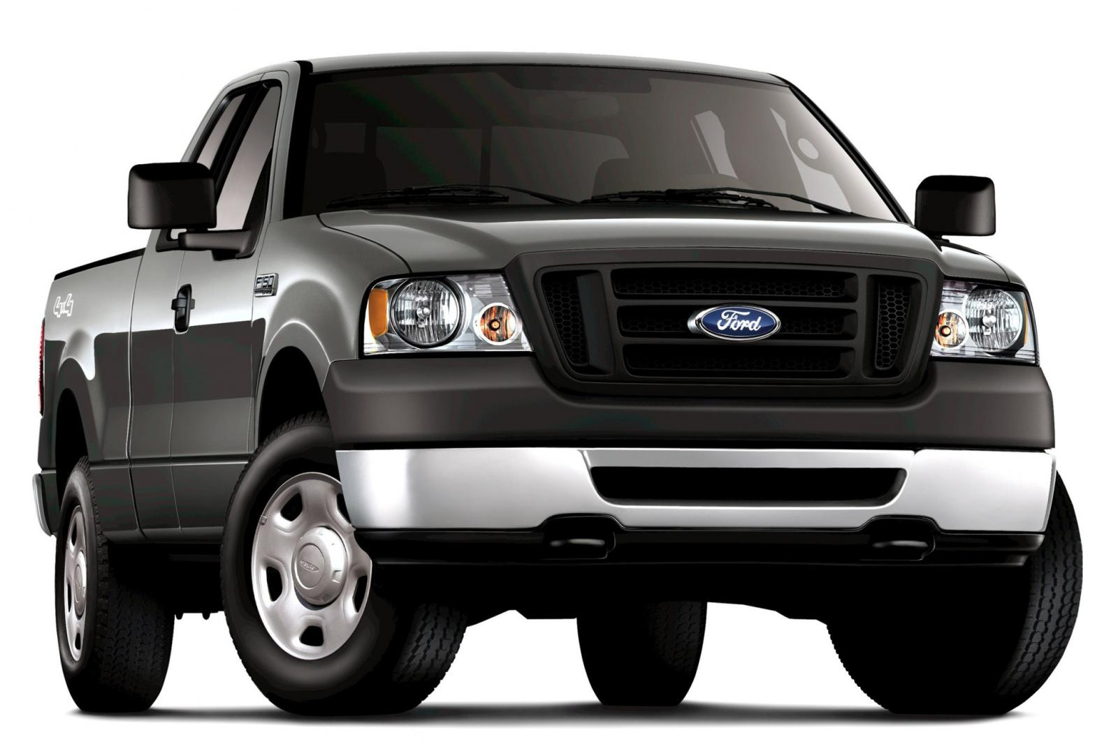 2007 ford f 150 information and photos zombiedrive. Black Bedroom Furniture Sets. Home Design Ideas