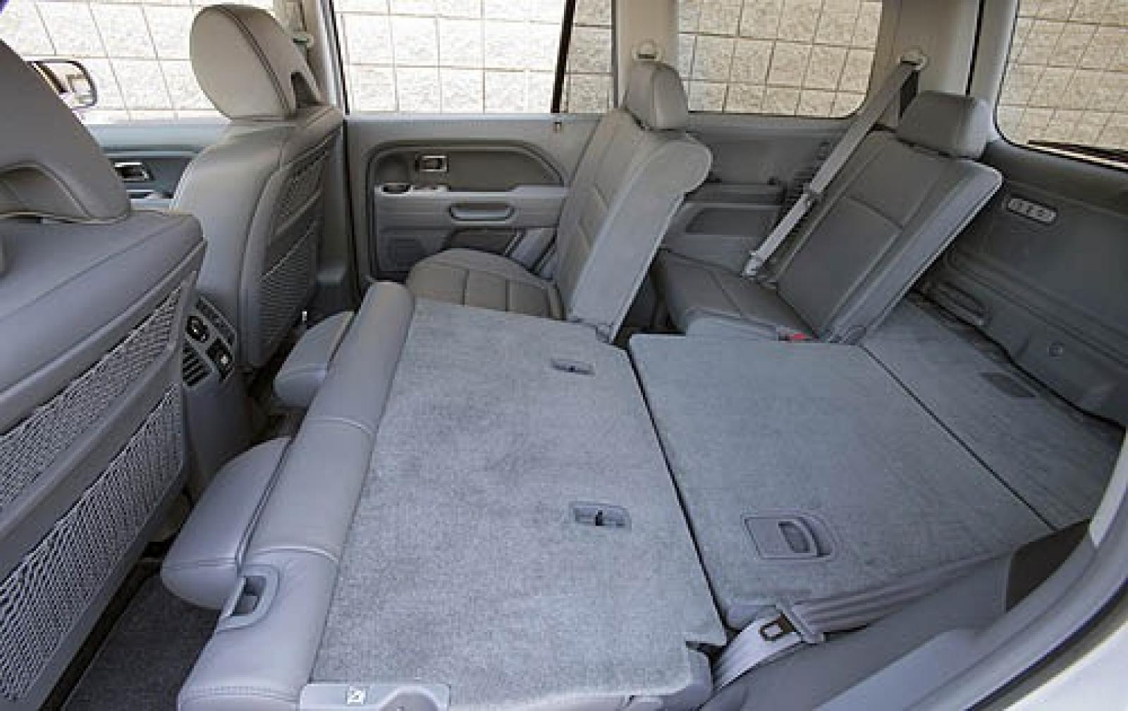 2008 honda pilot interior images. Black Bedroom Furniture Sets. Home Design Ideas