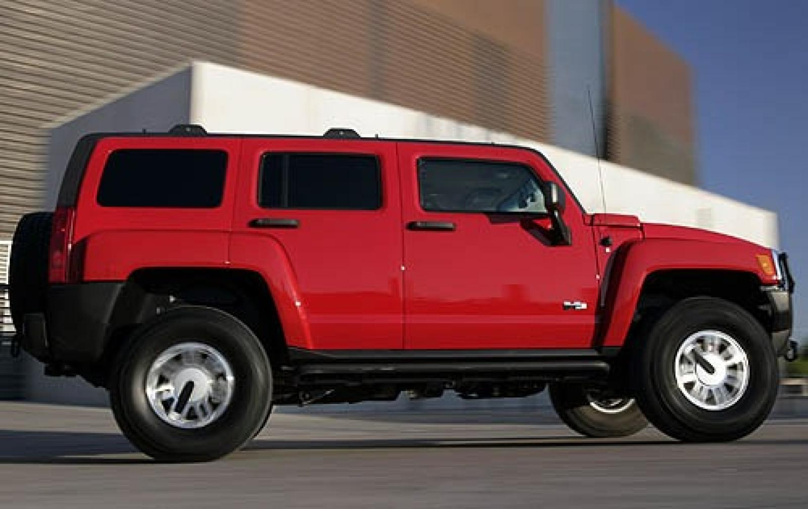 Picture of 2007 hummer h3 4 dr base exterior - Hummer Gallery