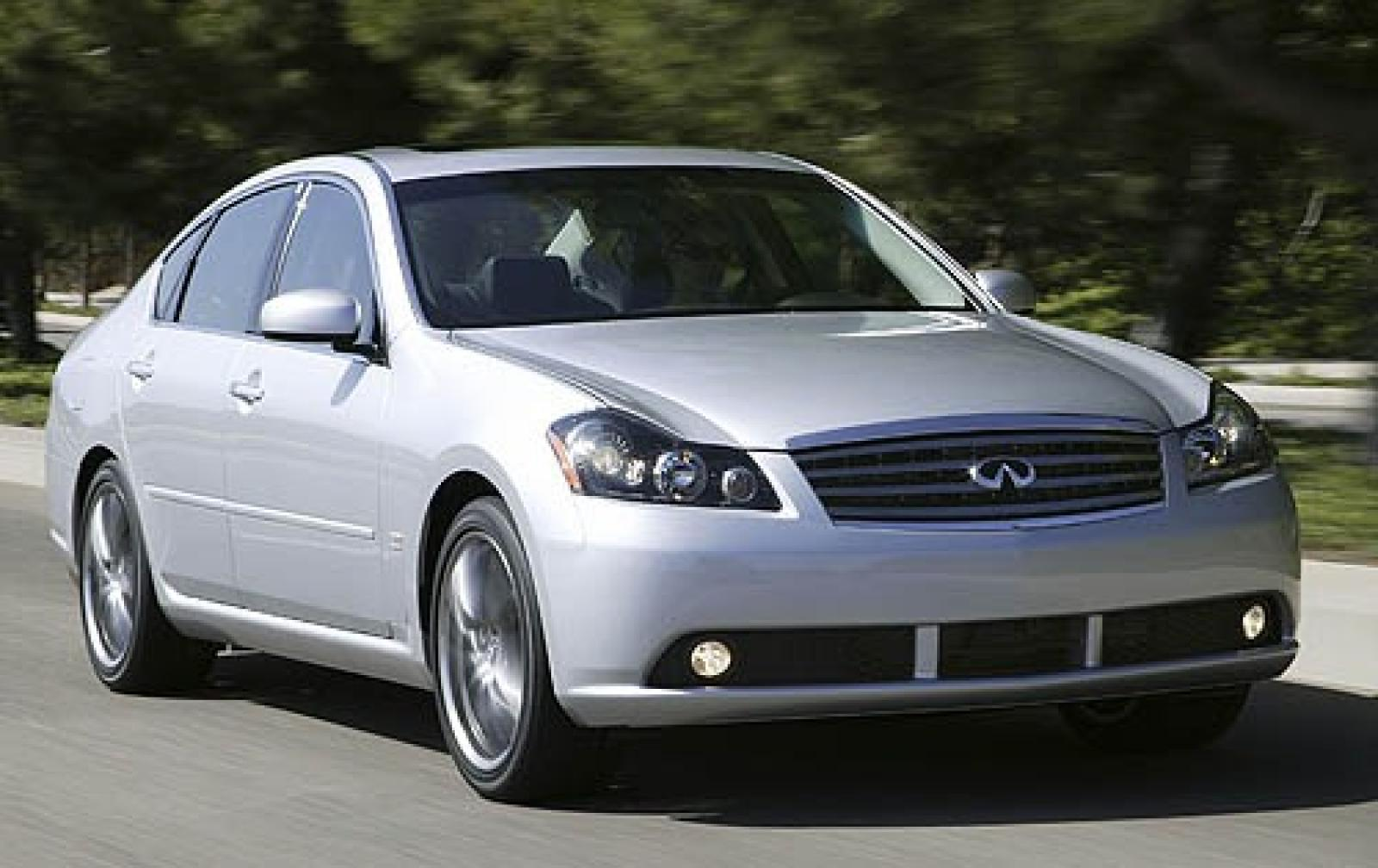 Picture of 2007 infiniti m35 4 dr awd exterior - Infiniti Gallery