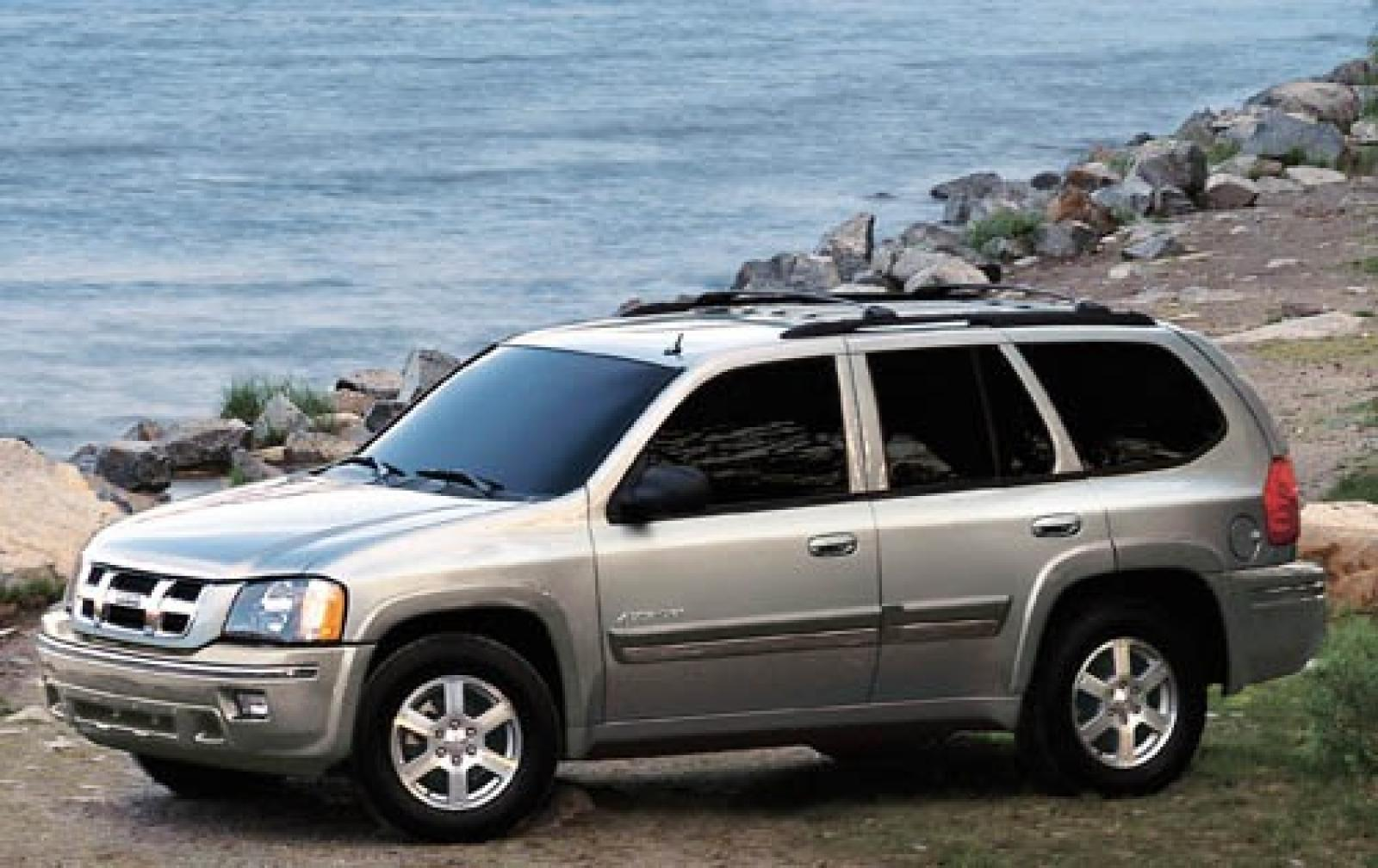 2007 isuzu ascender information and photos zombiedrive rh zombdrive com Isuzu Rodeo Isuzu Oasis