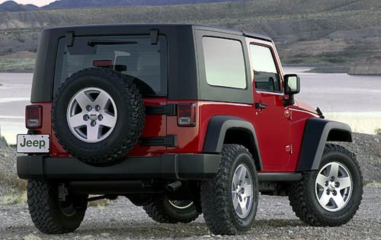 2007 jeep wrangler information and photos zombiedrive. Black Bedroom Furniture Sets. Home Design Ideas
