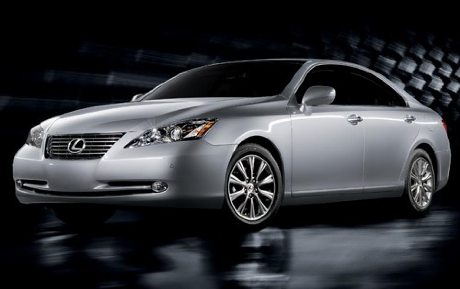 2007 lexus es 350 information and photos zombiedrive. Black Bedroom Furniture Sets. Home Design Ideas