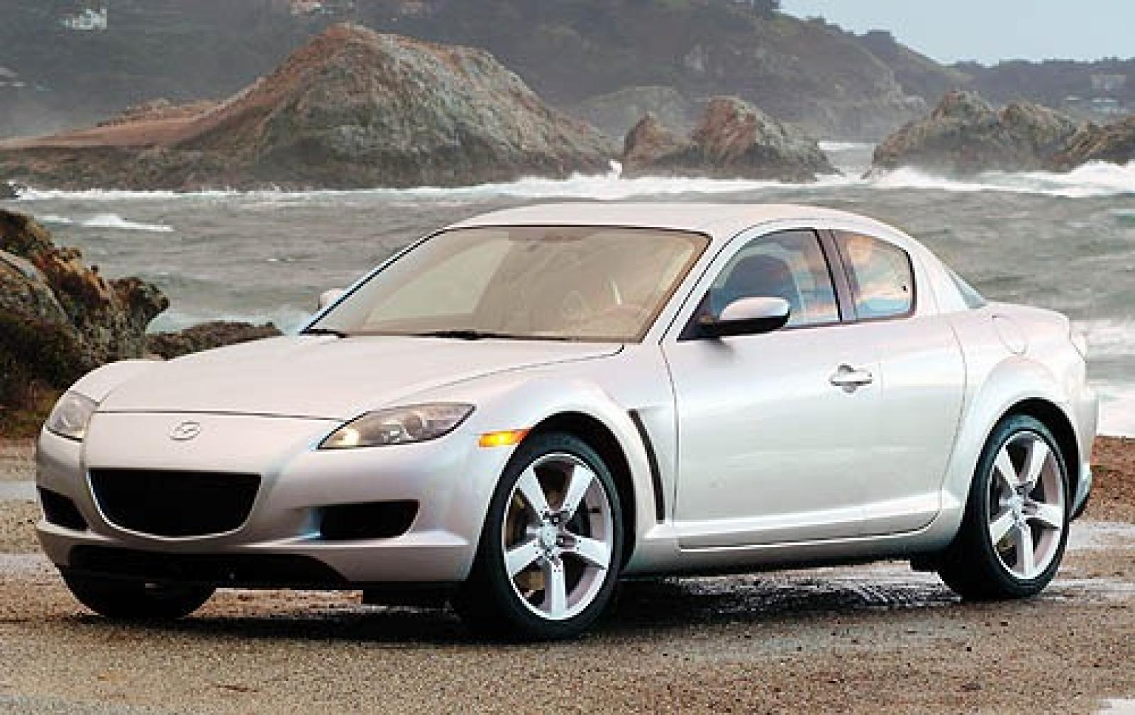 2007 mazda rx-8 - information and photos - zombiedrive