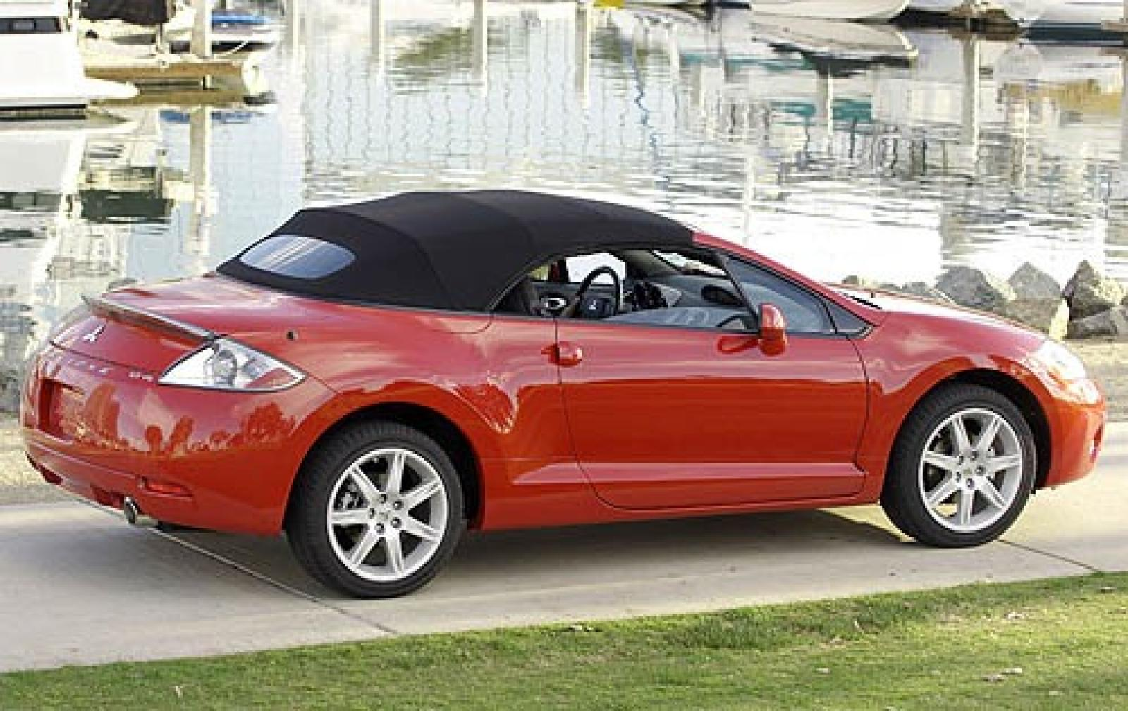 2007 Mitsubishi Eclipse Spyder Information And Photos