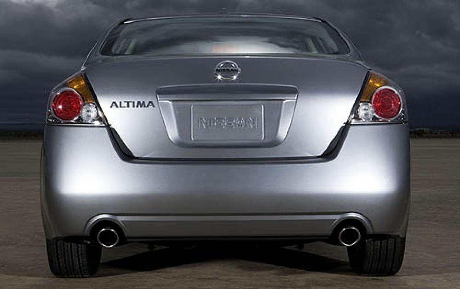 2007 2010 nissan altima sedan used car review autos post. Black Bedroom Furniture Sets. Home Design Ideas