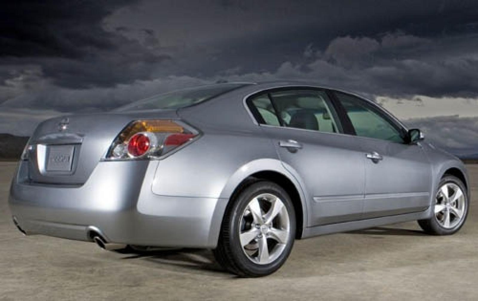 2007 nissan altima information and photos zombiedrive. Black Bedroom Furniture Sets. Home Design Ideas