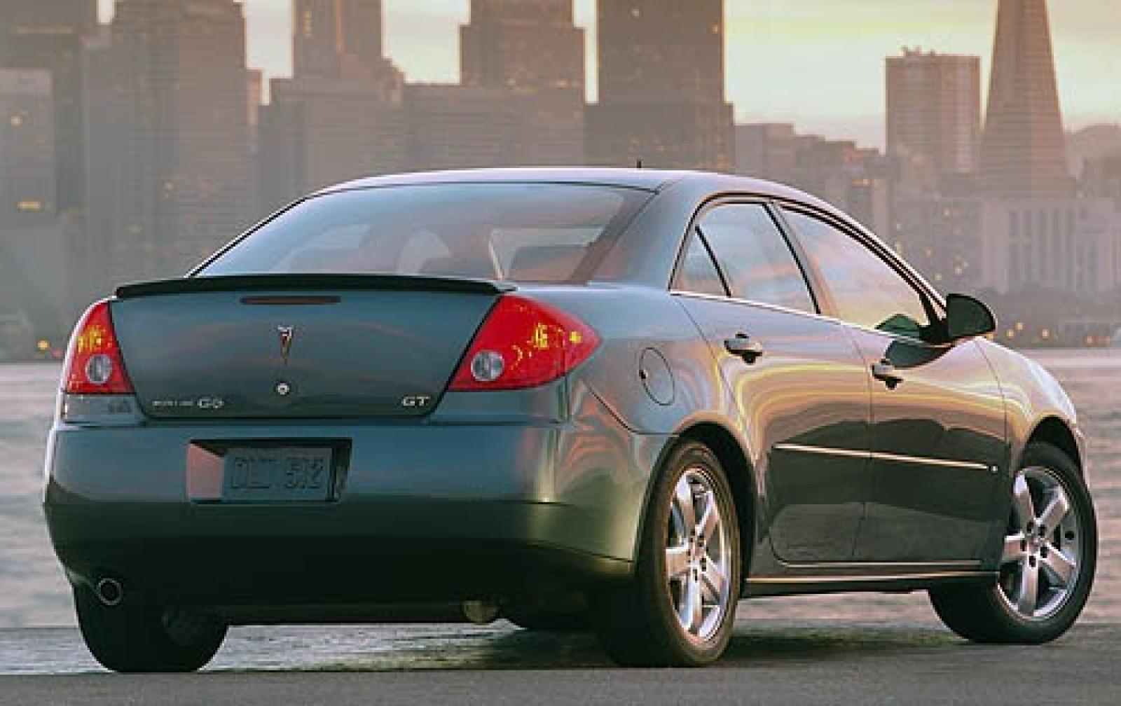 2007 Pontiac G6 - Information And Photos