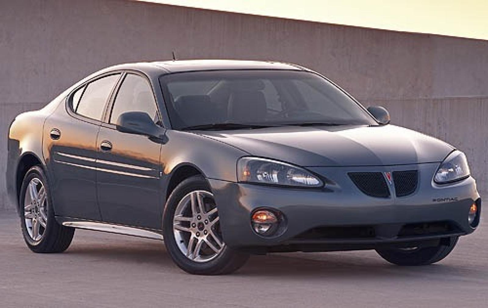 2007 pontiac grand prix information and photos zombiedrive. Black Bedroom Furniture Sets. Home Design Ideas