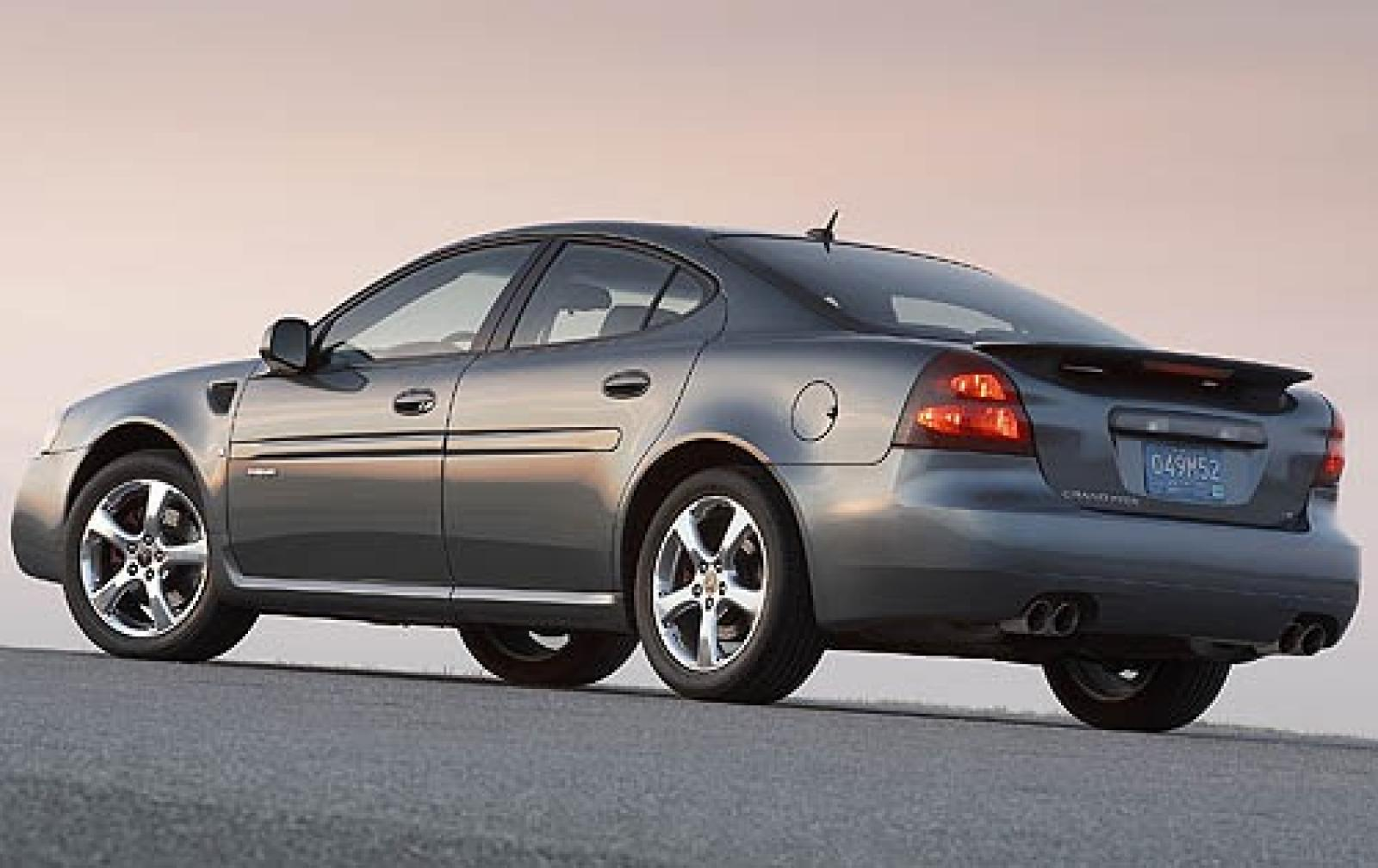 Pontiac 2005 pontiac grand prix gxp : 2007 Pontiac Grand Prix - Information and photos - ZombieDrive