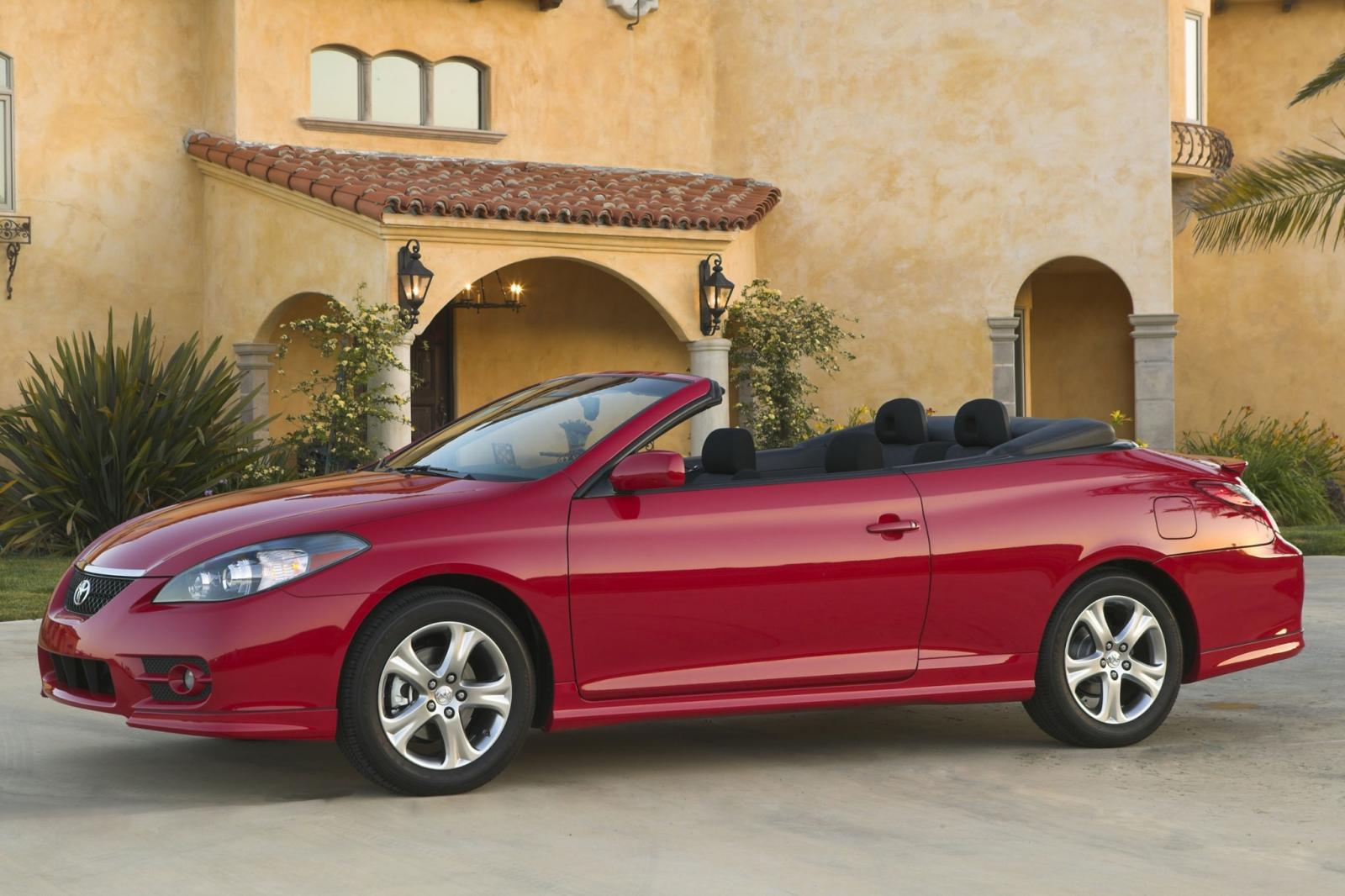 2007 toyota camry solara information and photos zombiedrive. Black Bedroom Furniture Sets. Home Design Ideas