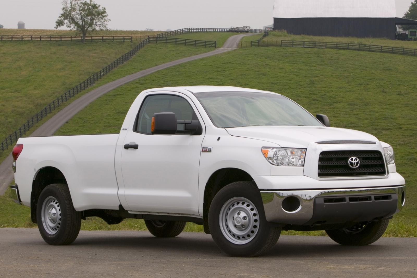 2007 toyota tundra information and photos zombiedrive. Black Bedroom Furniture Sets. Home Design Ideas