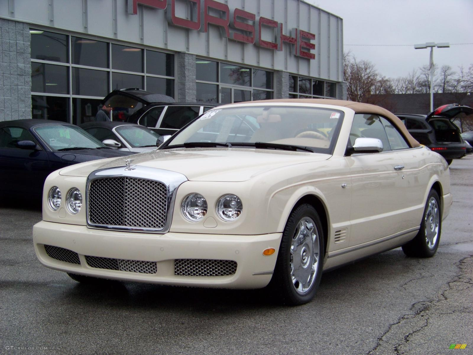 2008 Bentley Azure Base 2dr Convertible for Sale in Fort ...