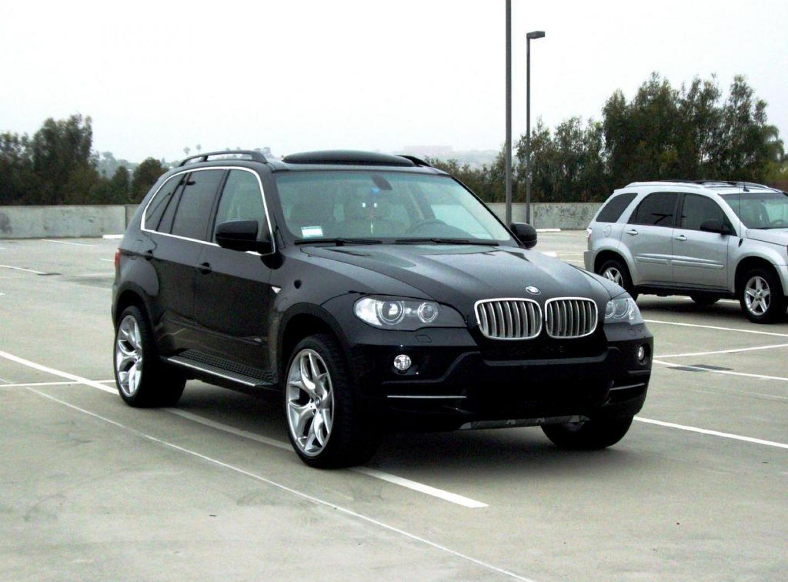 2008 bmw x5 information and photos zombiedrive. Black Bedroom Furniture Sets. Home Design Ideas
