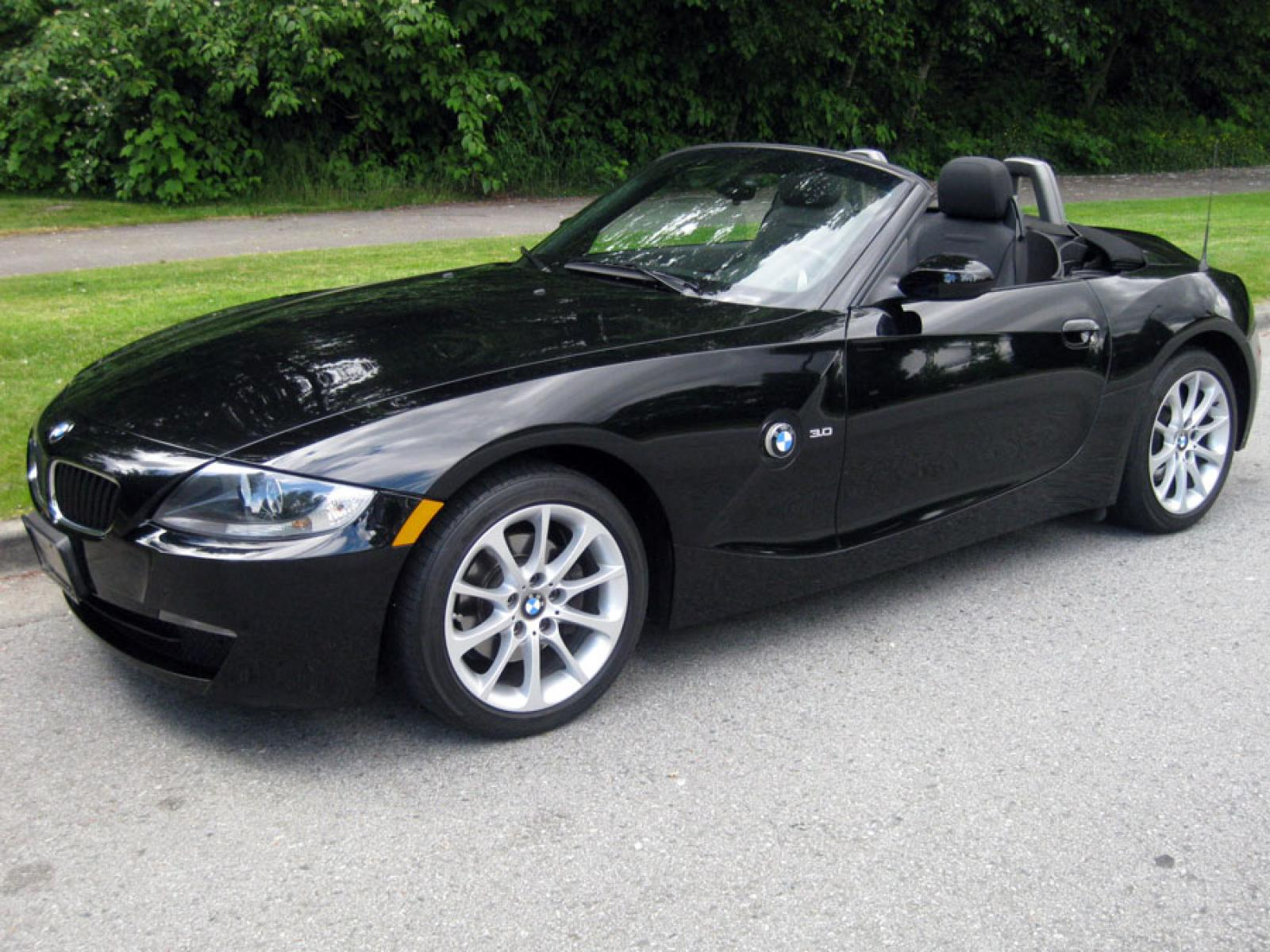 2008 bmw z4 information and photos zombiedrive. Black Bedroom Furniture Sets. Home Design Ideas