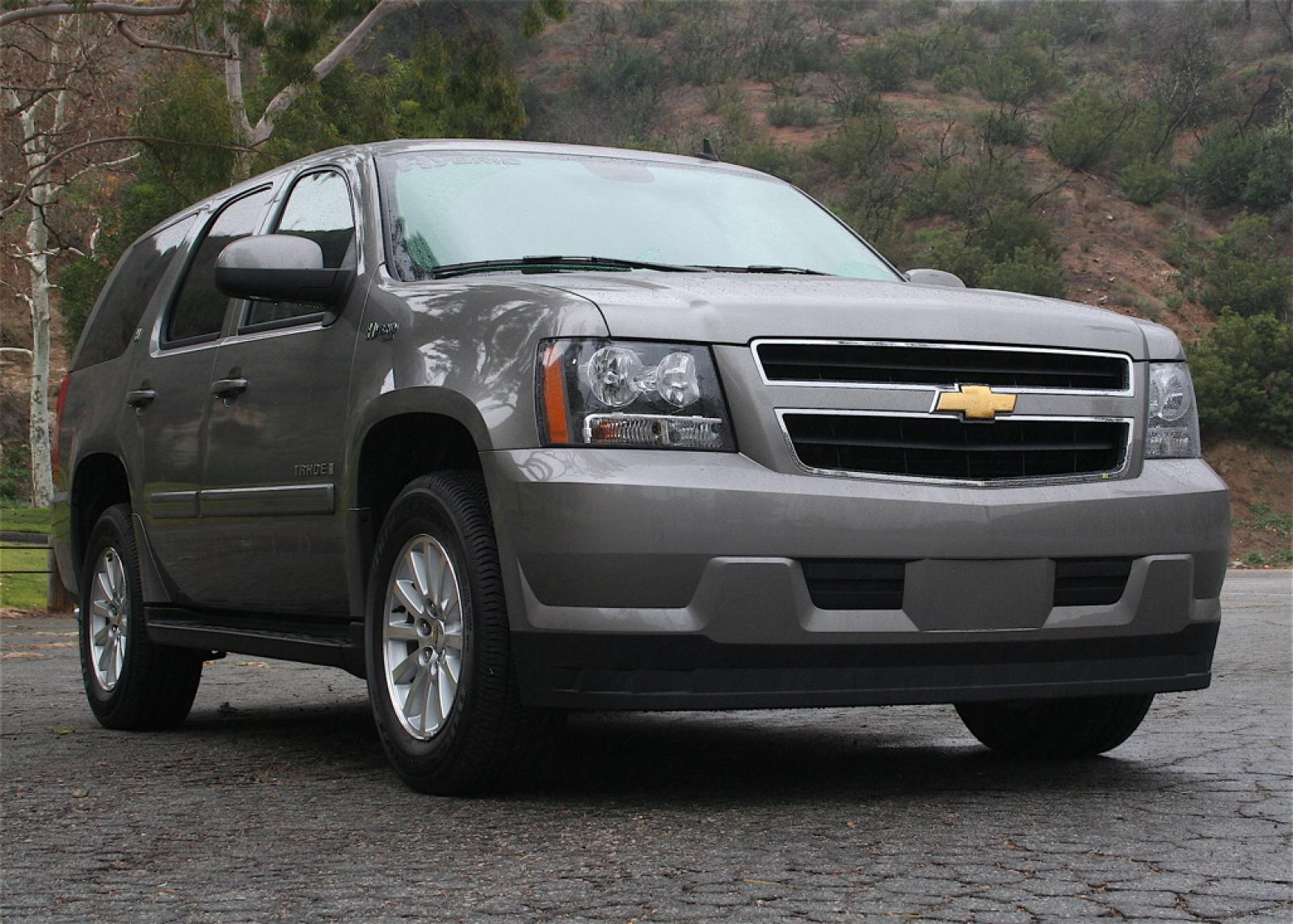 2008 chevrolet tahoe information and photos zombiedrive. Black Bedroom Furniture Sets. Home Design Ideas