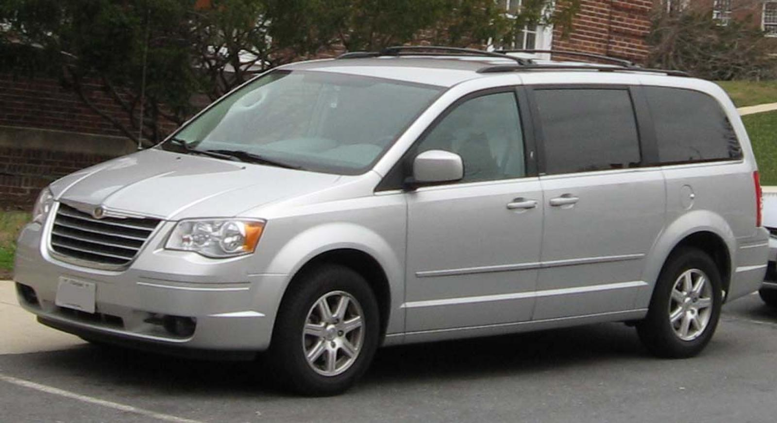 2008 chrysler town and country information and photos zombiedrive. Black Bedroom Furniture Sets. Home Design Ideas