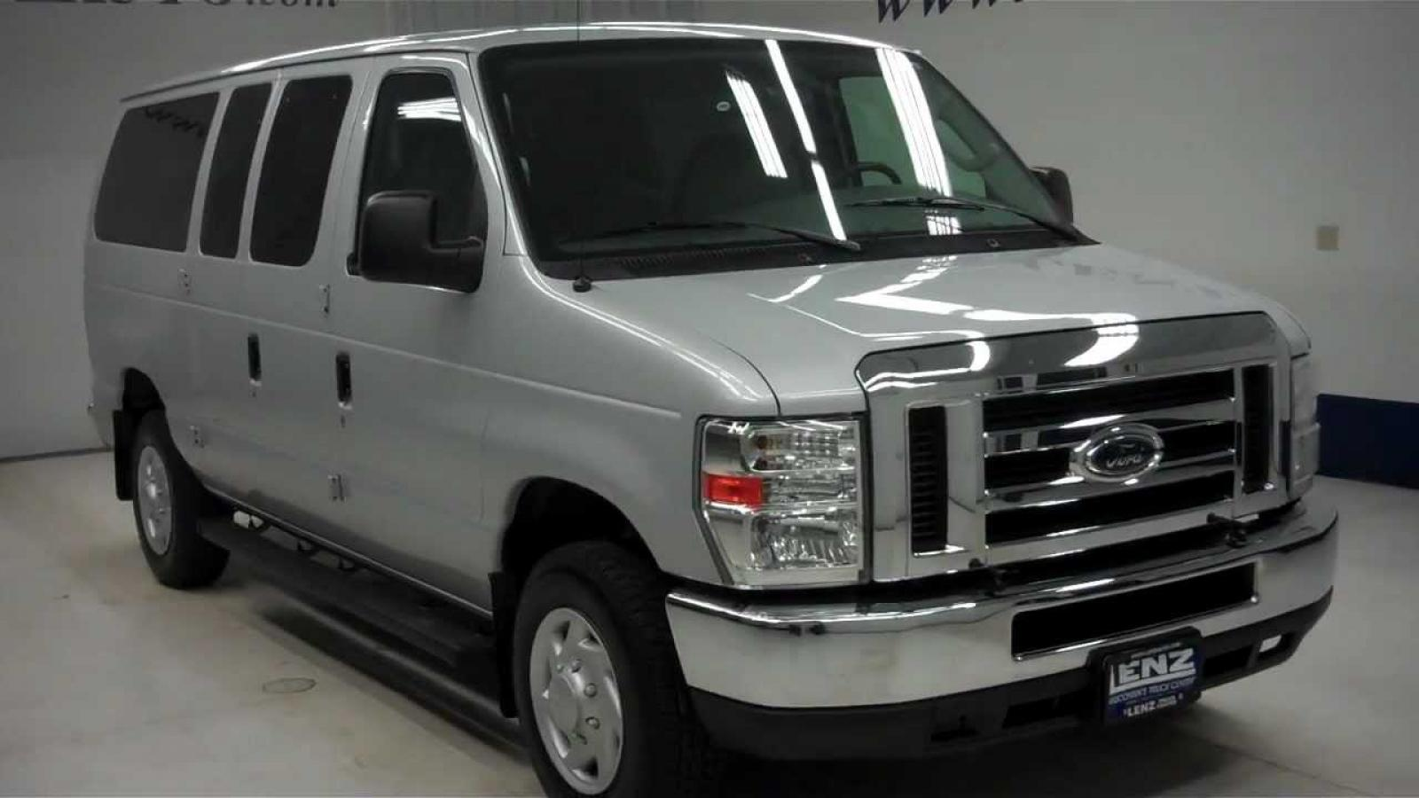 2008 Ford Econoline Wagon Information And Photos