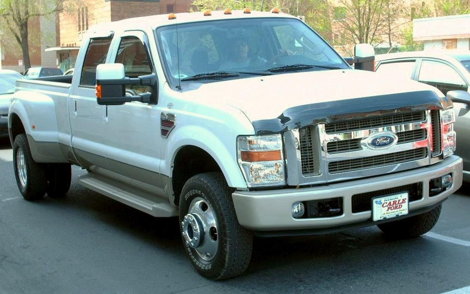 2008 Ford F-350 Super Duty - Information And Photos