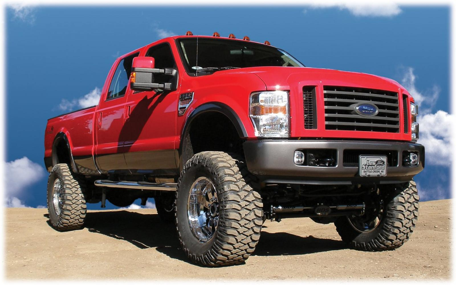 2008 Ford F-350 Super Duty - Information and photos - ZombieDrive