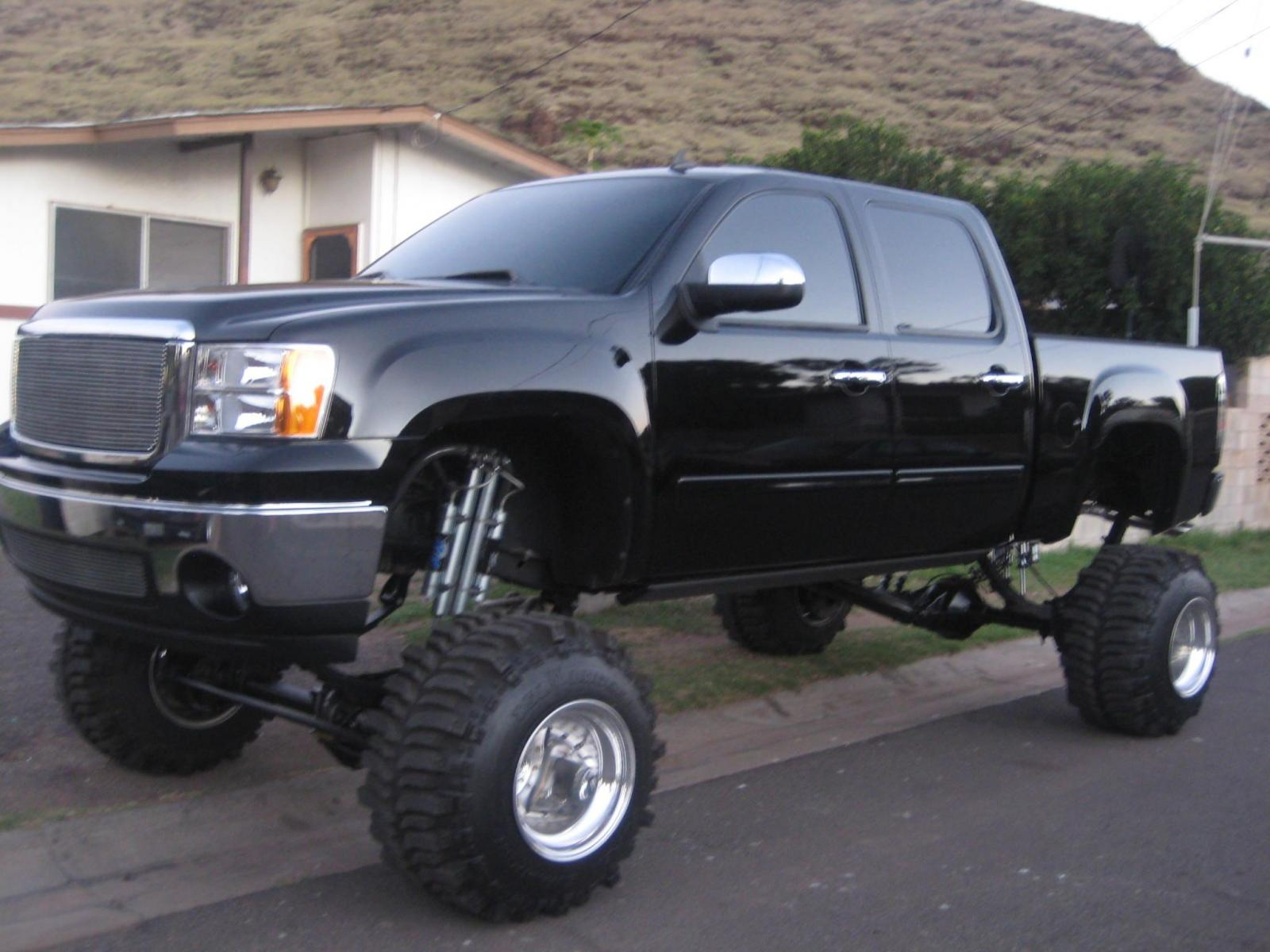 2008 GMC Sierra 1500 Information and photos ZombieDrive