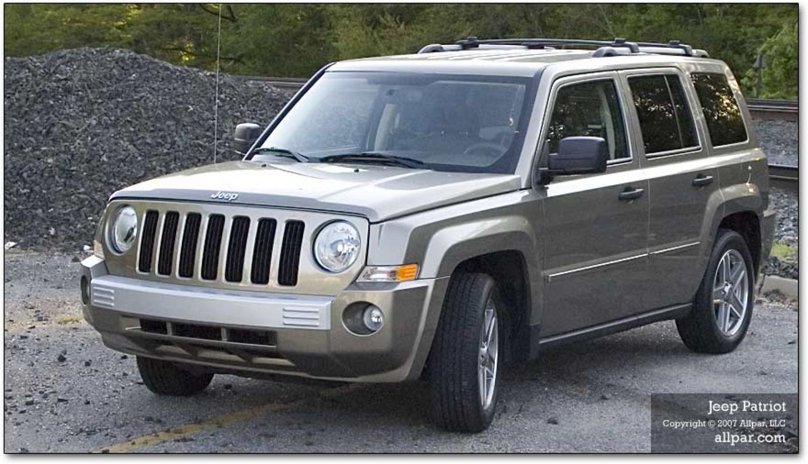 2008 Jeep Patriot - Information And Photos